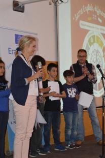 Erasmus + Welcome Ceremony