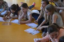 Erasmus + work shop